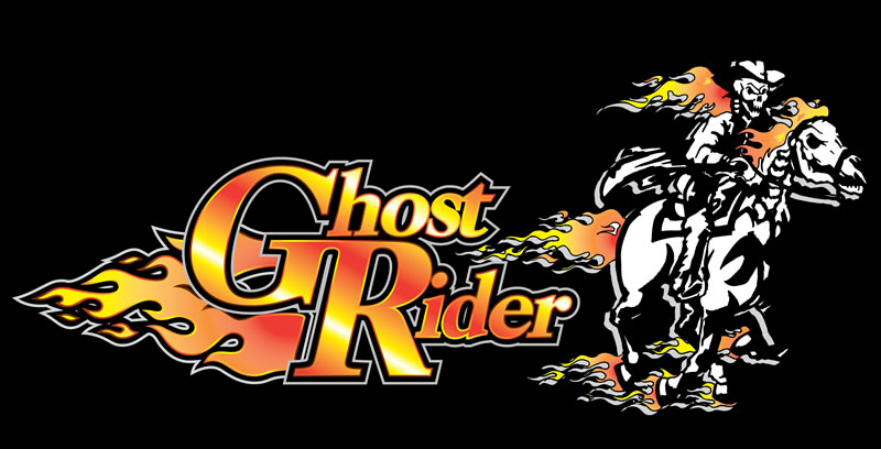 Ghost Rider Logo Inc 2g